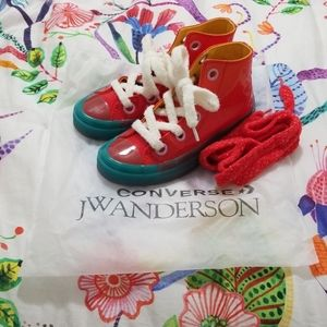 Limited Edition Converse × JW Anderson Hi-Tops